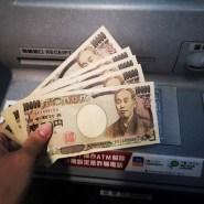 桃園機場 換日幣/換人民幣/美金 善用ATM外幣取款 不用身分證還免手續費
