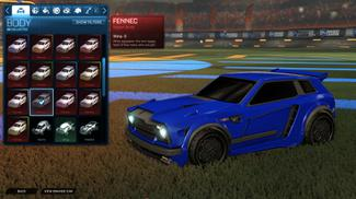 Fennec On Psn Rocket League Insider