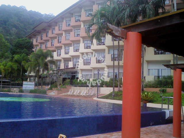 Taiping Kamuting Bk Jana Golf Resort Apartment Accommodation Homestays For In Perak