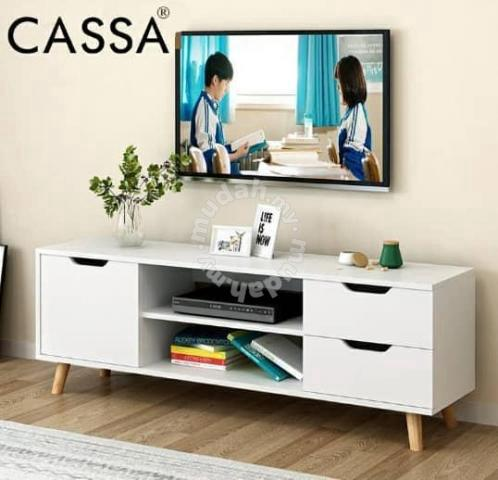 kl tv rack 4 feet post only furniture decoration for sale in others kuala lumpur mudah my