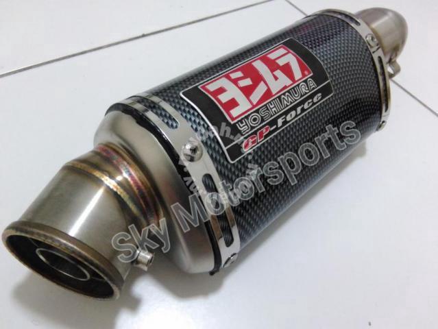 yoshimura exhaust muffler ekzos 51mm motorcycle accessories parts for sale in perai penang mudah my