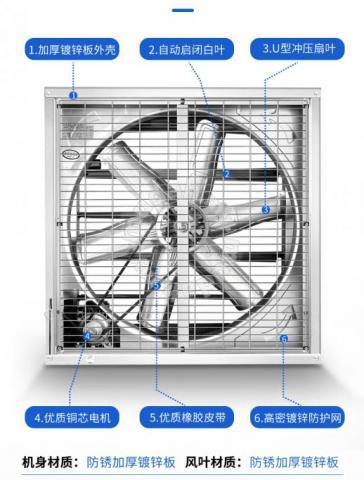 exhaust fan ventilation fan