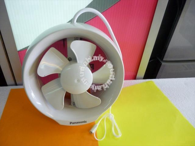 new panasonic exhaust fan for glass window home appliances kitchen for sale in greenlane penang mudah my