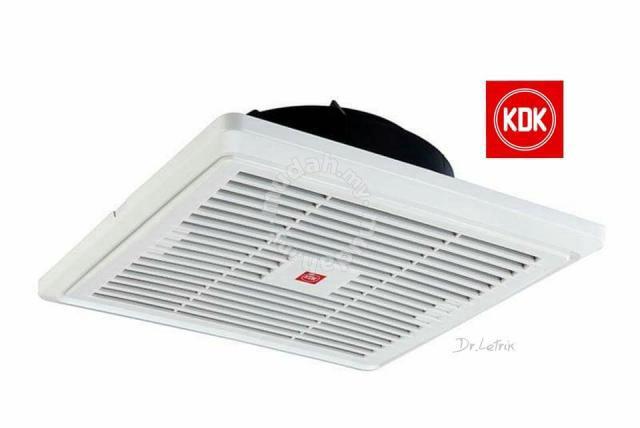 6 kdk 15tgqz ceiling exhaust fan 15cm 6 home appliances kitchen for sale in others selangor mudah my