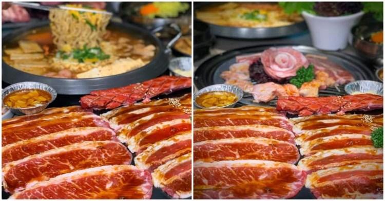 台南美食-高麗肉 台南平價韓式燒肉 cp值爆表 不用飛到韓國就能像受到道地的韓式燒肉!!