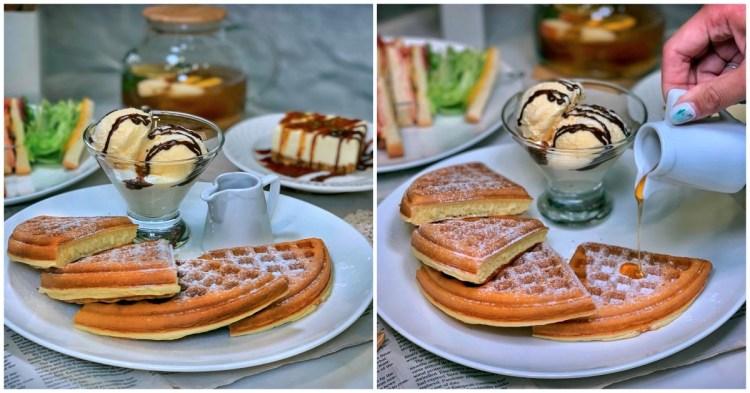 台南美食-【寧 咖啡 Calm Coffee】老式建築的英倫咖啡廳!來場典雅的午茶時光吧|台南美食| |台南咖啡廳| 台南下午茶 |