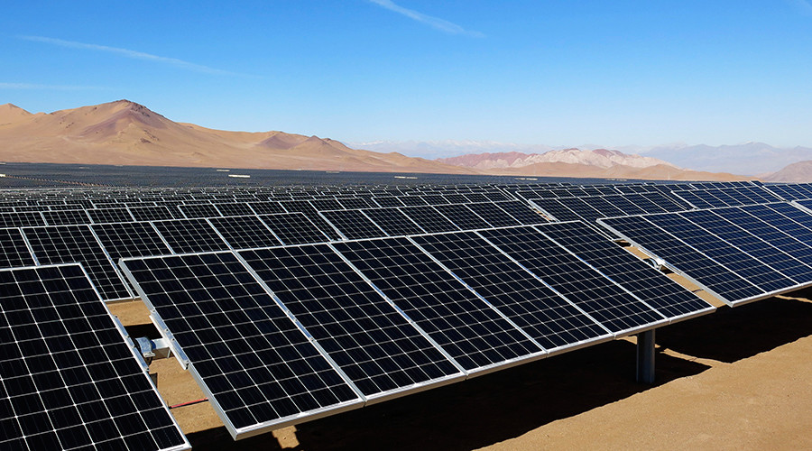 650,000 solar panels: US Navy agrees to largest-ever federal gvt renewable energy deal...