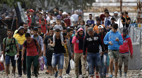 US to accept 10,000 Syrian refugees in 2016 - White House