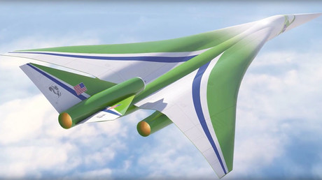 NASA seeks to revive supersonic air travel with quiet passenger jet initiative