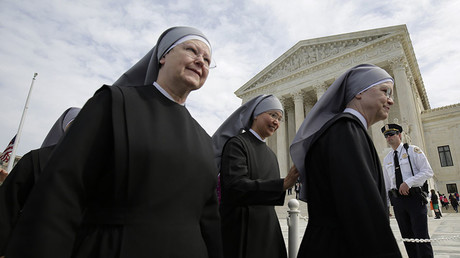 'Conscientious objectors': Supreme Court divided on nuns' challenge to Affordable Care Act
