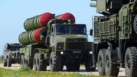 Russian deliveries of S-300s to Iran 'ahead of schedule,' arms export official says