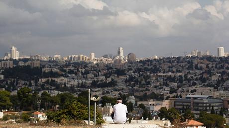 A view of Jerusalem © Ronen Zvulun