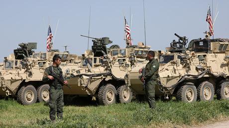 Turkish President Erdogan urges US to reverse decision to arm Syrian Kurds