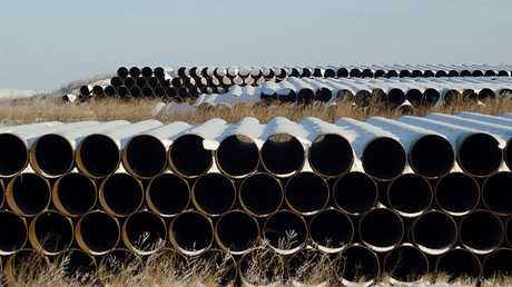 Dakota Access pipeline springs 2 more oil leaks