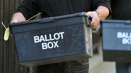 Tories accuse left-wing students of 'voting twice' in general election