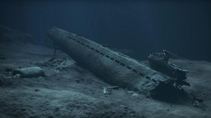 'Underwater Chernobyl': Norway burying Nazi submarine in sand to stem leak of toxic chemicals