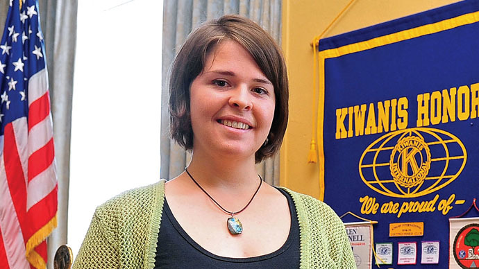 Kayla Jean Mueller (AFP Photo)
