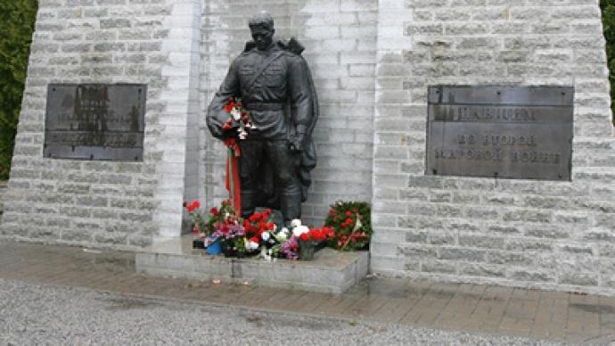 Image result for bronze soldier of tallinn
