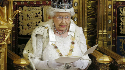 Bizarre spectacle of Queen's speech reflects broken system & out of touch government