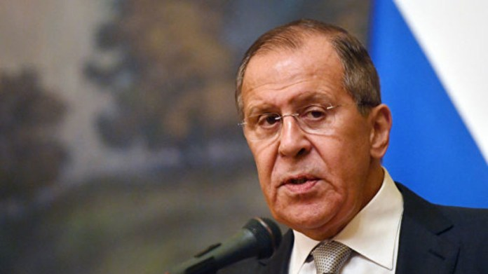 Lavrov has reported risks to Europe due to the United States' intention to