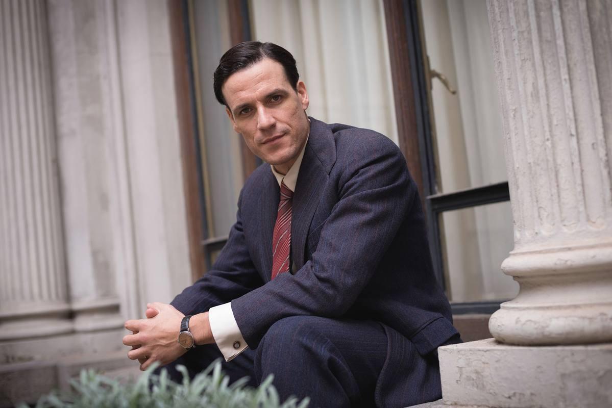 Daniel Grao es el médico Antonio Montejano