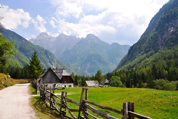 Bovec celebrated in the category of tourist places.  Photo: Website / ThinkSlovenia