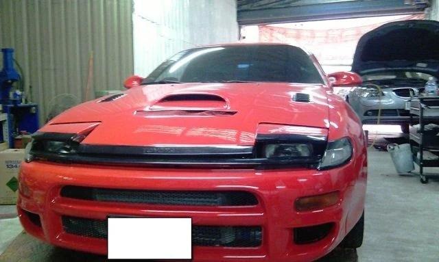 TOYOTA CELICA ST185 美規 手排 正四輪傳動 3S-GTE引擎 可換車 便宜賣 - 露天拍賣