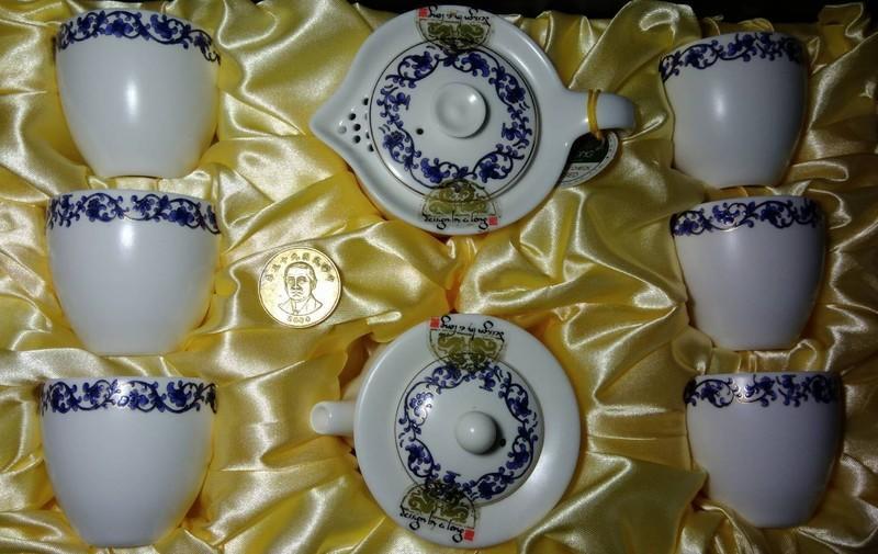 臺灣 宜龍 泡茶組 茶具 泡茶 老人茶 茶具組 茶壼 - 露天拍賣
