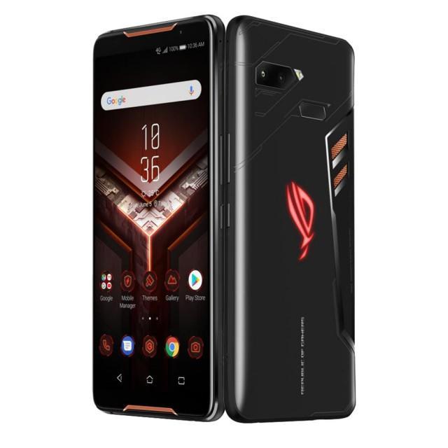【永和樂曄通訊】ROG Phone ZS600KL 6吋 電競手機 高通845 8G/128G 全新臺灣公司貨保固一年 - 露天拍賣