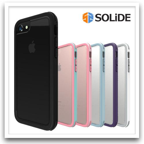 《送傳輸線》SOLiDE iPhone X 8 7 6 6s i7 Plus 維納斯標準版軍規手機殼 防摔殼 - 露天拍賣