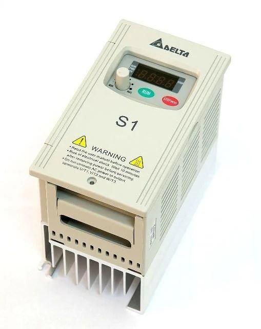 (順霖) 變頻器 VFD-S VFD007S23A 臺達變頻器 - 露天拍賣
