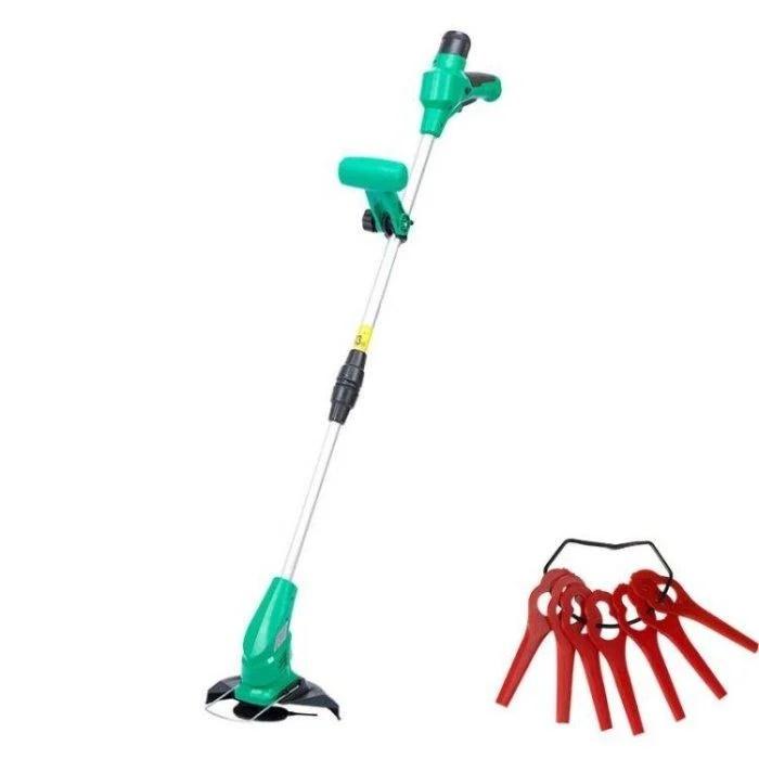 優樂芙 鋰電充電式打草機割草機修邊機修草機除草機 草坪修剪機 - 露天拍賣