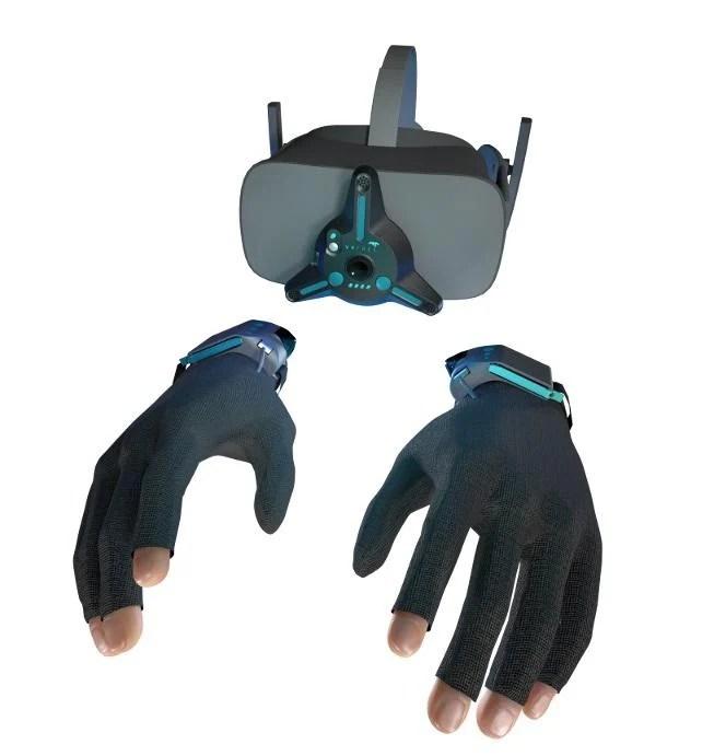 Sensoryx VRFREE GLOVE SYSTEM VR 虛擬實境手套 手部追蹤裝置 Unity Unreal | 露天拍賣