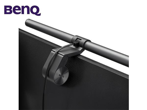 「Sorry」BenQ WiT ScreenBar Plus 螢幕智能掛燈 有線控制/冷暖雙色/自動補光/USB供電 | 露天拍賣