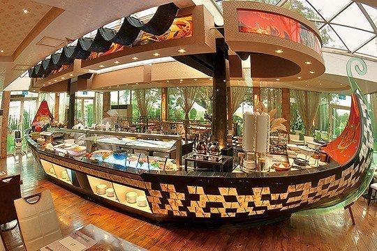 臺中清新溫泉飯店 新采西餐廳自助下午茶券 - 露天拍賣