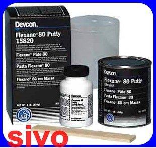 ☆SIVO電子商城☆美國 德維康塑膠鋼 DEVCON 15820 富樂欣80修補劑~適合翻制模型及其它塑型用途 - 露天拍賣