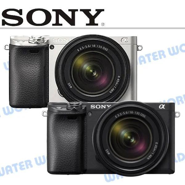 【中壢NOVA-水世界】SONY A6400 18-135mm A6400M 變焦鏡組 翻轉螢幕 4K錄影 公司貨 - 露天拍賣