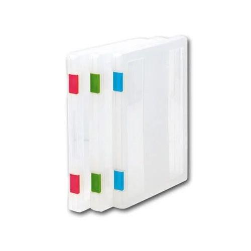 【nicegoods】A4輕巧文件收納盒(3入) 不挑色 (塑膠 小物收納 透明盒 樹德) - 露天拍賣
