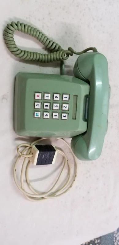 古董電話按鍵電話中華電信*無瑕疵 - 露天拍賣