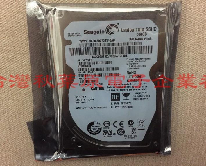 2.5吋 Seagate/希捷 ST500LM000 500G固態混合 SSHD筆電電腦硬碟 - 露天拍賣