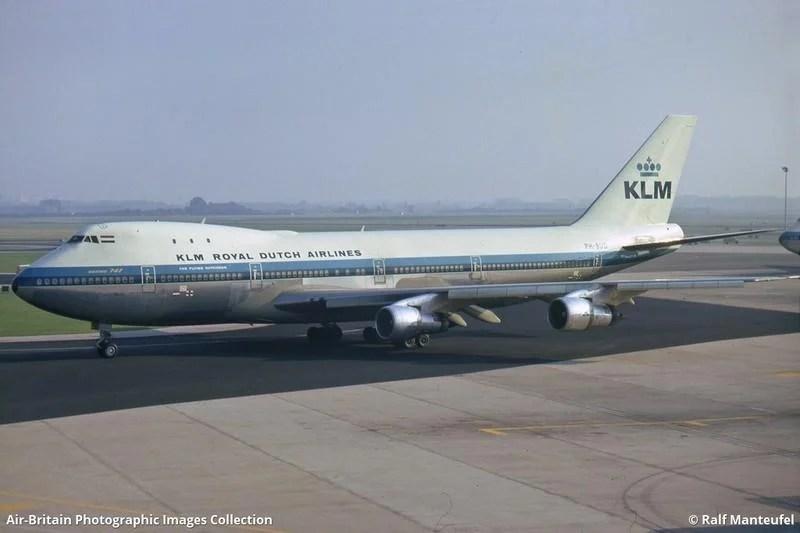 鐵鳥俱樂部 BigBird 1/400 荷蘭航空 KLM Boeing 747-200 PH-BUD - 露天拍賣