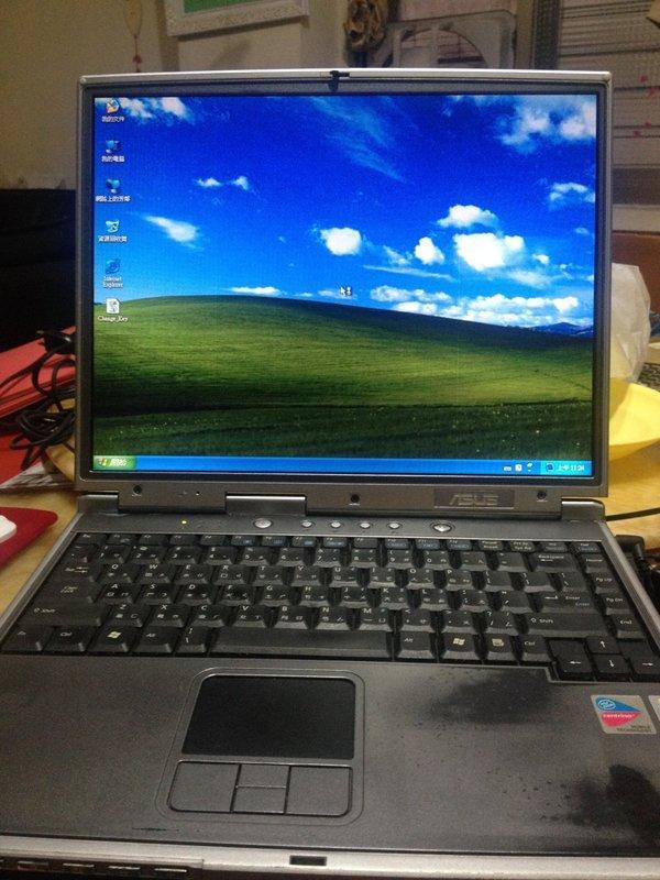 宏碁 ACER ASUS HP 各廠牌千元筆電 跑XP NOTEBOOK~可開機跑 windows - 露天拍賣