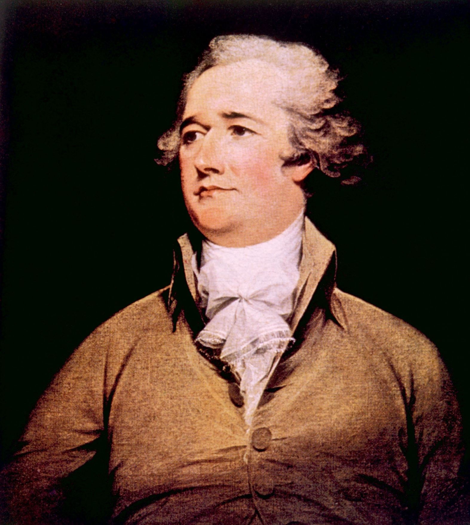 1792: The first Wall Street bailout: Alexander Hamilton (1755-1804)