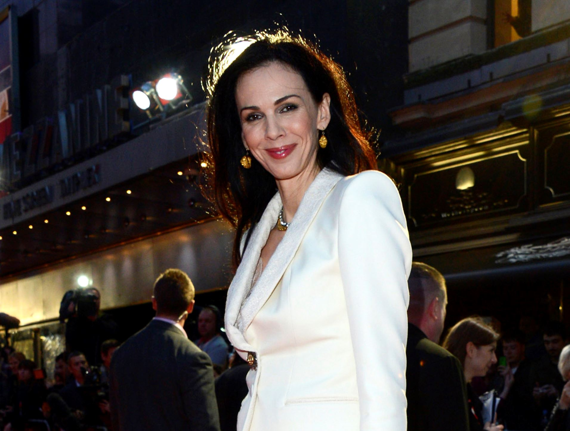 Noted fashion figure and girlfriend of musician Mick Jagger was found dead hanging by the door handle with a scarf. The law enforcement officials determined the cause of death as suicide. She was 49.