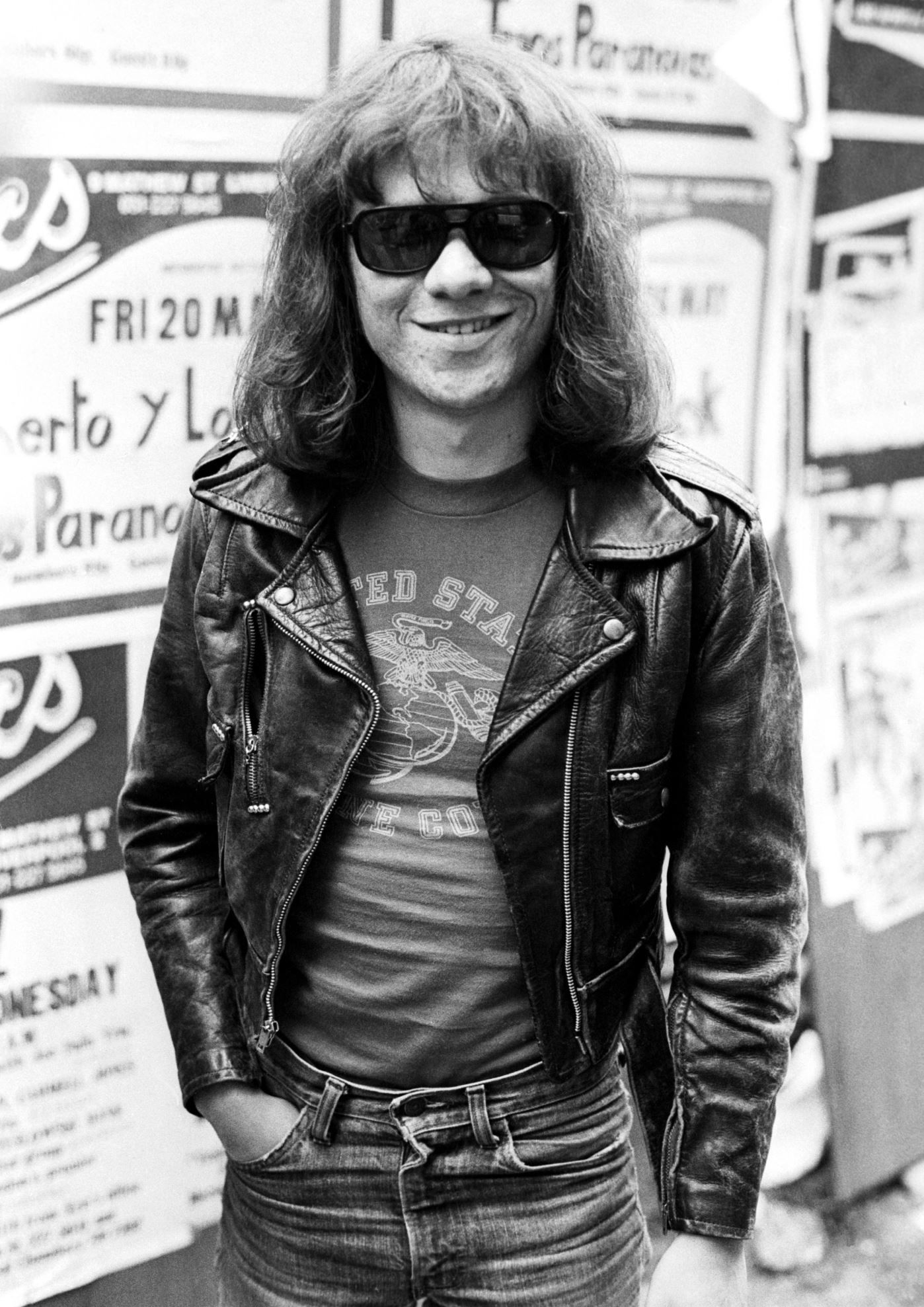 Drummer of the rock band Ramones died at the age of 65.