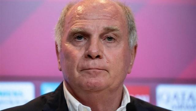 Uli Hoeness (Bayern) amenaza con boicotear a la selección alemana si Ter  Stegen reemplaza a Neuer - Bolsamanía.com