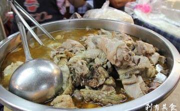 [台中] 大隆路黃昏市場攻略(1) 試吃到開心的骨仔肉 滿月油飯 薄皮水煎包