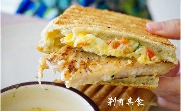 [台中早午餐] Misto Cafe @海賊王迷會尖叫的咖啡店