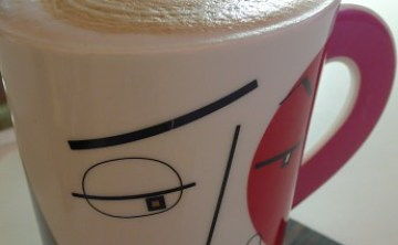 [台中] 沒有賣魔酒的 mojo coffee