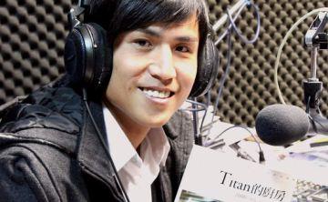 [廣播] 03/09飛碟電台。台中真善美。Titan的廚房